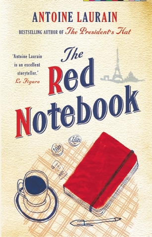 The Red Notebook (Antoine Laurain)